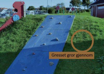 Gressarmering 2